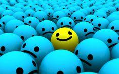 Sorria mesmo quando tudo parecer triste, frio e vazio... ^_^
