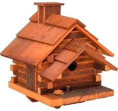 Log Cabins, Birdhouses   Google Search