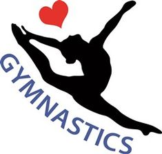 Love Gymnastics - Print Art