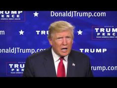 """Trump Gives GOP Weekly Address: """"It's Time To Close The History Books On The Clintons""""   Video   RealClearPolitics"""
