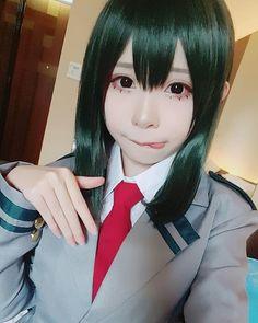 Cosplay Anime, Cosplay Makeup, Cosplay Outfits, Cosplay Girls, Cosplay Costumes, Cosplay Ideas, Amazing Cosplay, Best Cosplay, My Hero Academia