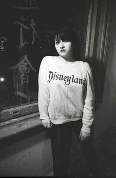 Lydia Lunch. My female counterpart and soul-mate in this world.