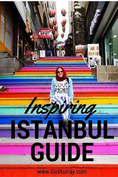 Inspiring Istanbul guide