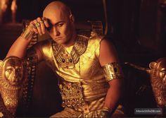 Joel Edgerton as Ramses II in Exdous: Gods & Kings Tut Movie, Mummy Movie, Love Movie, Joel Edgerton, Christian Bale, Ancient Greece, Ancient Egypt, Ramses, Kings Movie