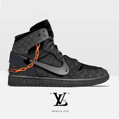 Best Sneakers, Custom Sneakers, Custom Shoes, Sneakers Fashion, Fashion Shoes, Shoes Sneakers, Sneaker Heels, Custom Jordans, Fashion Outfits