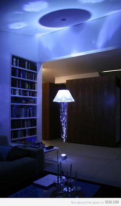 I Love Lamp. Jelly FishLed ...