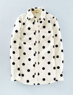 Boden The Longer Line Classic Shirt Ivory/Black Spot Our classic shirt is also available with a longer length hem. Not only that, but weve lost the pocket, slimmed the placket and refined the collar for a more modern silhouette. Now even better with you http://www.MightGet.com/january-2017-13/boden-the-longer-line-classic-shirt-ivory-black-spot.asp