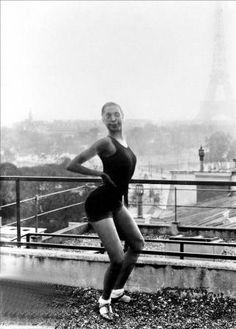 Josephine Baker...a trailblazer!!!