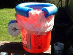 Cómo hacer un baño portátil en 5 minutos para viajes o campamentos - Vida Lúcida