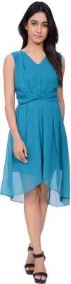 Women's A-line Dress -