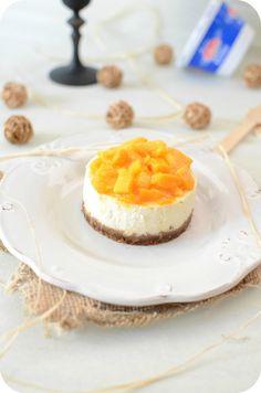 Cheesecake à la Ricotta et à la Mangue - Paprikas