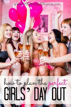 Some great alternatives to your usual girls' day out!