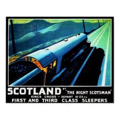 Scotland by The Night Scotsman