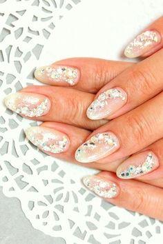 #bridal #nail