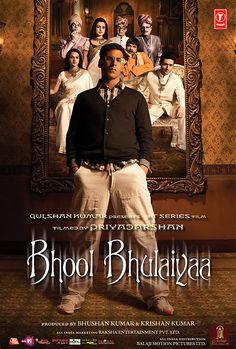 Bhool Bhulaiyaa (2007) old but funny and amazing