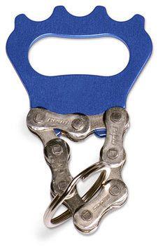 Bike Chain Bottle Opener from MADE