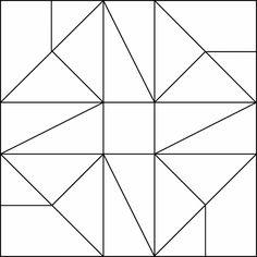 Printable Quilt Block Patterns - Bing Images | Quilts | Pinterest ...