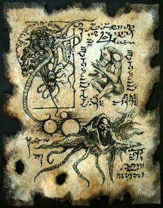 Names forgotten before Atlantis had risen by MrZarono.deviantart.com on @deviantART