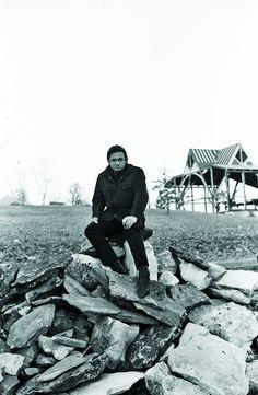 Johnny Cash by Ken Regan