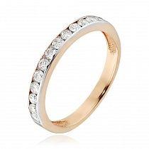 Золотые кольца, обручальные, с бриллиантами, с камнями в 585. Каталог с ценами и фото
