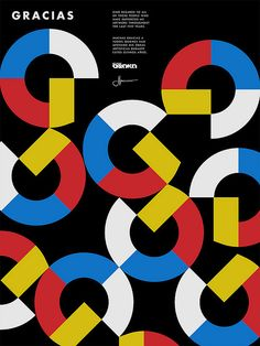 Network Osaka Gracias Poster by _Untitled-1, via Flickr