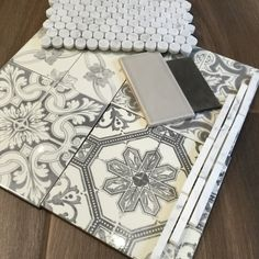 One of our Tempe, Arizona consultants was helping a customer put together some products for a new bathroom today. We're liking what we see! #design #concept #subwaytile https://www.arizonatile.com/en/products/porcelain-and-ceramic/marrakesh#utm_sguid=149397,49cbdd3d-7283-fff0-b30a-24b16f4b1584 https://www.arizonatile.com/en/products/porcelain-and-ceramic/sav-wood#utm_sguid=149397,49cbdd3d-7283-fff0-b30a-24b16f4b1584…