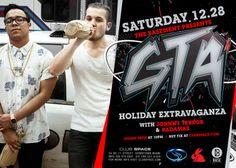 GTA @ #Space #Nightclub #Miami #NYEweekend #edm  TICKETS: http://edm-nye.wantickets.com/Events/145649/Base-presents-GTA-Basement/