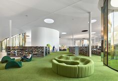 Gallery of Media Library [Third-Place] in Thionville / Dominique Coulon & associés - 3