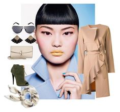 """""""Untitled #17"""" by yasm-ina ❤ liked on Polyvore featuring Goen.J, Dolce&Gabbana and L.L.Bean"""