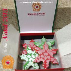 Cookies ♥   { Encomendas: carolina@carolinaprada.com.br - até 23/12/13 }