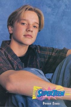 Devon Sawa | The Definitive Ranking Of The Most Important '90s Teen Heartthrobs