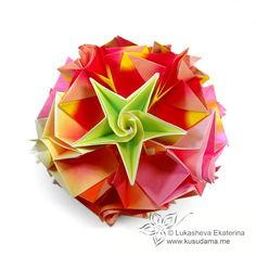 Magic kusudama