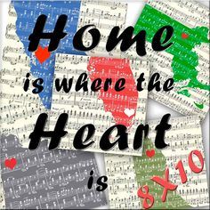 'Home is where the Heart is