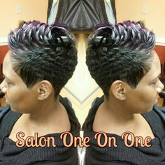 Hair by Venessa call 757-289-9921