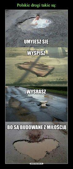 Pravda o slovenských silnicích Wtf Funny, Funny Jokes, Hilarious, Old Memes, Stupid Memes, Polish Memes, Funny Motivation, Read News, Man Humor