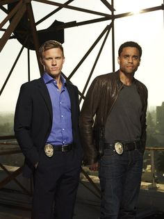 Common Law ~ Warren Kole & Michael Ealy....so sad this show won't be back :'( they were perfect!