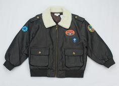 Le Top Jr. Pilot Aviator Jacket - Baby/Toddler/Boy