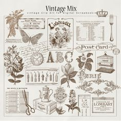 Freebies Kit of Retro Style Illustrations http://www.pinterest.com/source/farfarhill.blogspot.com/