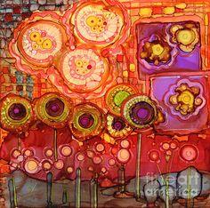 Number Ii by Vicki Baun Barry