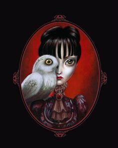 Find images and videos about macabre and Benjamin Lacombe on We Heart It - the app to get lost in what you love.