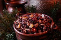 Kutia - sweet polish christmas dish.