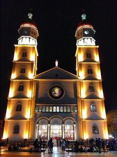 Catedral de Maturín Venezuela