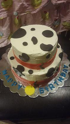 """Custom 2 tier """"Paw Patrol"""" cake~Diane"""