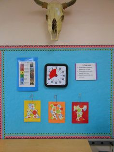 NEW Classroom Management system in my art room.    I read about some great classroom management techniques on Jessica's blog The Art of Education. I love the Timed Timer. My kids love the Timed Timer. It is my favorite new classroom tool!! I am also using her quiet working technique with the letters ART. Very cool!