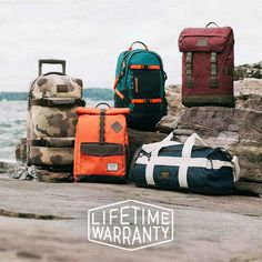 Fresh look, same lifetime warranty. Travel Luggage, Travel Backpack, Luggage Bags, Travel Bags, Burton Snowboards, Travel Abroad, Bag Accessories, Backpacks