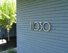 House Numbers     wow! Have a look at this great Mosaic sit