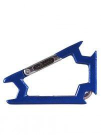 Sk8ology Carabiner Tool Blue | Tools & Cleaning | BigBadBoards