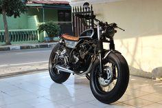 Yamaha Scorpio Z 2005 bobber style,japstyle,bratsyle