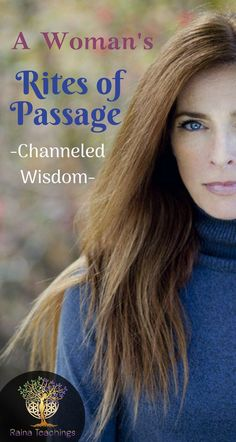 Channeled wisdom by Raina on the passage of time and spiritual growth of a woman. How her wisdom is attained through experience Spiritual Enlightenment, Spiritual Growth, Spiritual Awakening, Spirituality, Psychic Development, Spiritual Development, Wicca Witchcraft, Magick, Witchcraft For Beginners