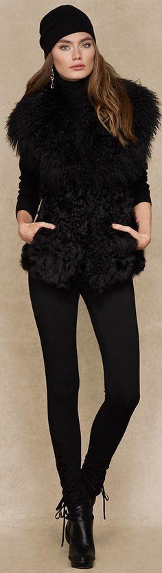 Always love Ralph Lauren's style